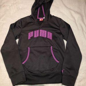 Puma girl's sweatshirt